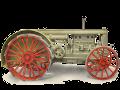 Huber Super 4 tractor