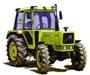 Hurlimann H-480 tractor