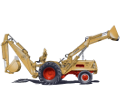 Case 310 industrial tractor.