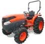 Kubota model L5740 tractor