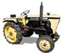 McCullock D-20 tractor