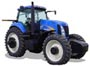 New Holland model T8050 tractor