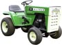 Oliver model 125 lawn tractor