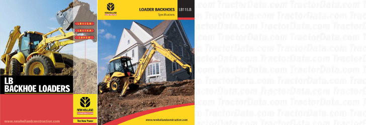 LB115B reference literature