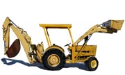 Ford 420 backhoe photo