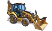 Caterpillar 420E backhoe photo