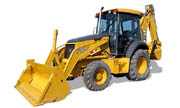 John Deere 310SG backhoe photo
