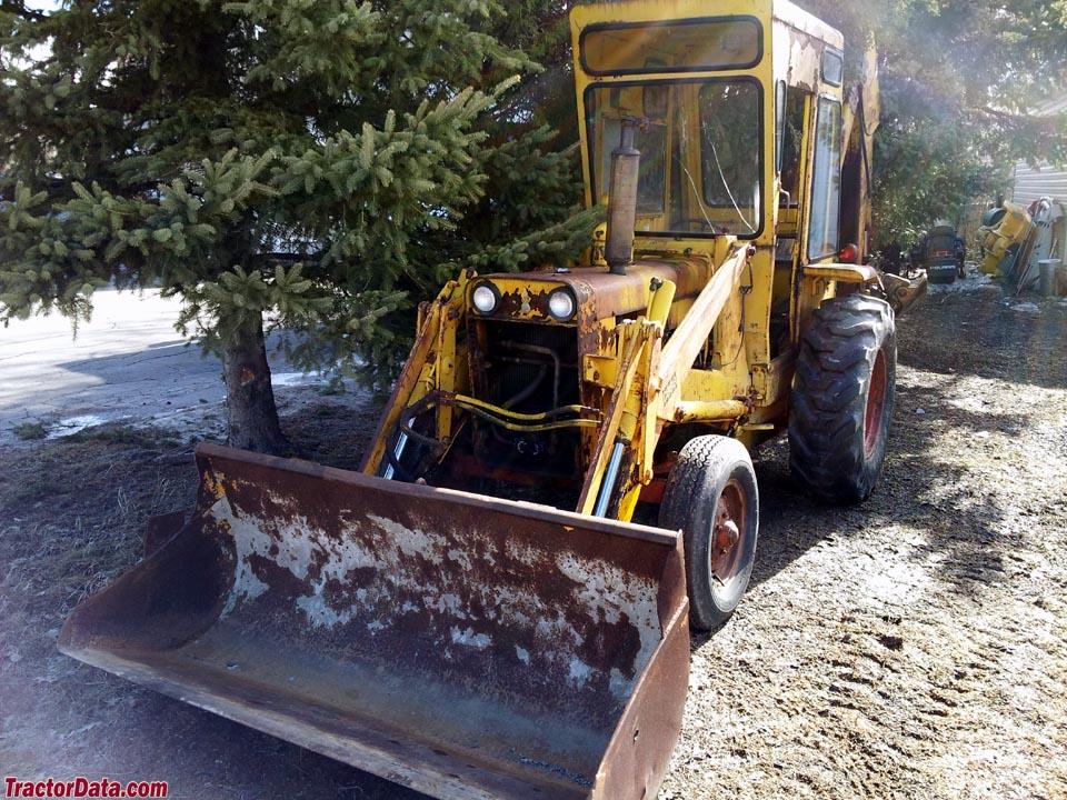 Tractordata Com J I  Case 580 Ck Construction King