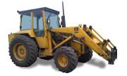 Massey Ferguson 50EX industrial tractor photo