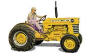 Massey Ferguson 3165 industrial tractor photo