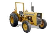 Massey Ferguson 20D industrial tractor photo