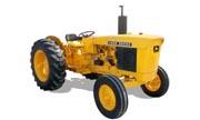 John Deere 401B industrial tractor photo