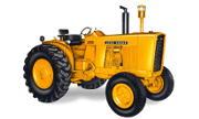 John Deere 500 industrial tractor photo