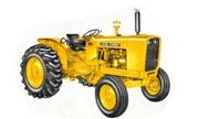 John Deere 2010 Wheel industrial tractor photo