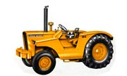 John Deere 5010I industrial tractor photo