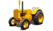 John Deere DI industrial tractor photo