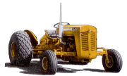 Massey Ferguson 35 Turf industrial tractor photo