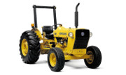 New Holland 345D industrial tractor photo