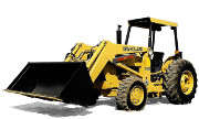 New Holland 445D industrial tractor photo
