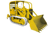 Massey Ferguson 300 Crawler Loader industrial tractor photo