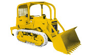 Massey Ferguson 500B Crawler Loader industrial tractor photo