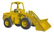 Massey Ferguson 44B industrial tractor photo