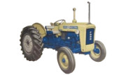 Ford 20304 industrial tractor photo