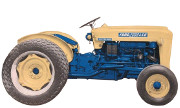 Ford 20306 industrial tractor photo