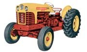 Ford 4000 HD industrial tractor photo