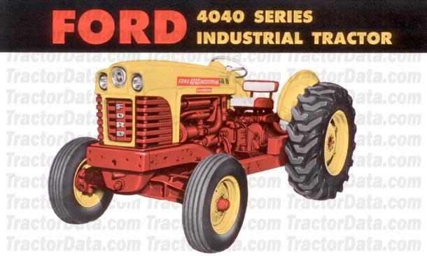 Ford 4000 HD