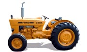 Ford 340A industrial tractor photo