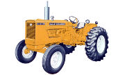 Allis Chalmers I600 industrial tractor photo