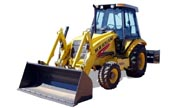 New Holland U80B industrial tractor photo