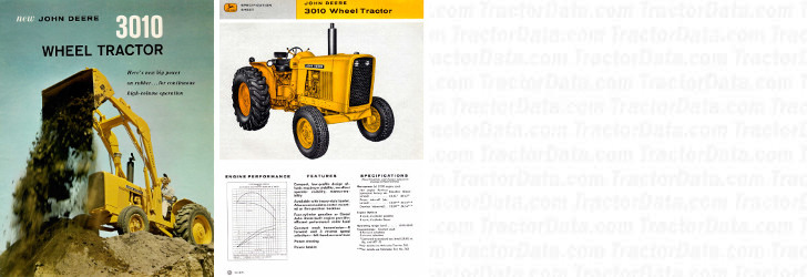 3010 Wheel reference literature