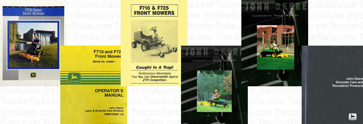 F710 reference literature