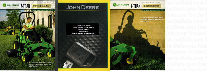 Z840A reference literature