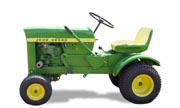 John Deere 60 lawn tractor photo