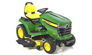 John Deere X540 lawn tractor photo