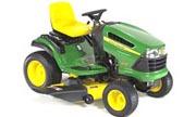 John Deere LA130 lawn tractor photo