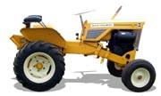 Allis Chalmers B-1 lawn tractor photo