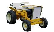 Allis Chalmers B-10 lawn tractor photo