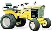 Allis Chalmers B-12 lawn tractor photo