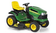 John Deere 145 lawn tractor photo