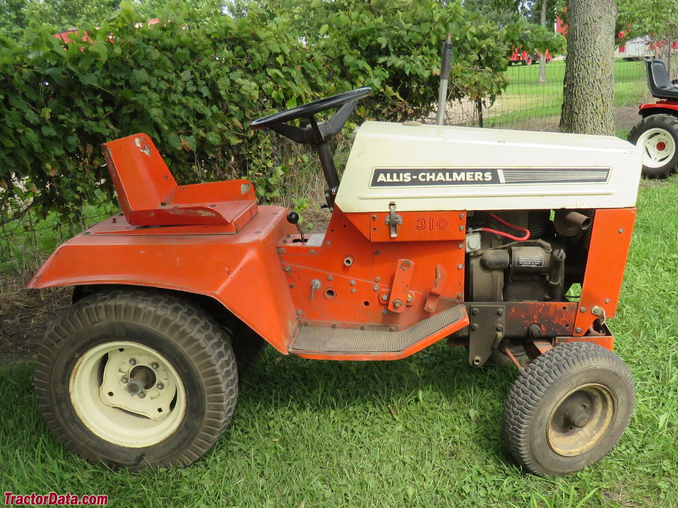 Allis Chalmers 310 repair Manual