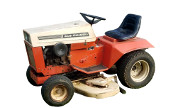 Allis Chalmers 314 lawn tractor photo