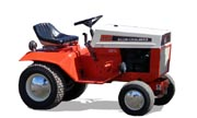 Allis Chalmers 416 lawn tractor photo