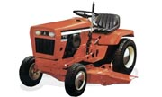 Allis Chalmers 710 lawn tractor photo