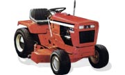 Allis Chalmers 712 lawn tractor photo