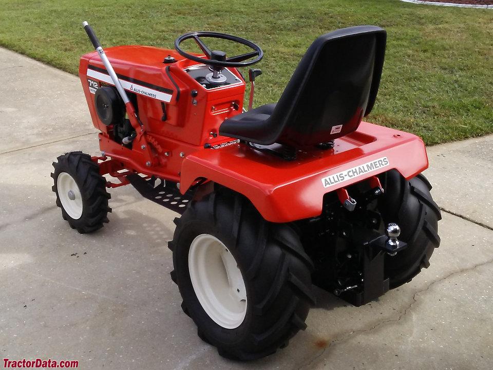 Tractordata Com Allis Chalmers 712 Tractor Photos Information