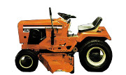 Allis Chalmers 716 lawn tractor photo